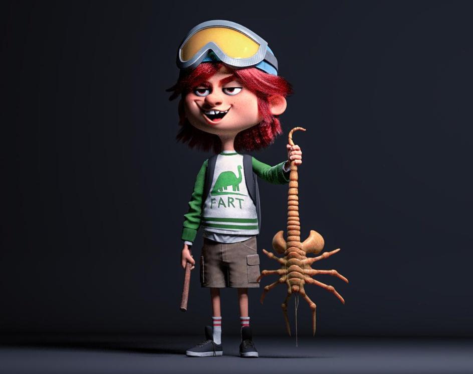 Alien hunter kidby Luis Yrisarry Labadía