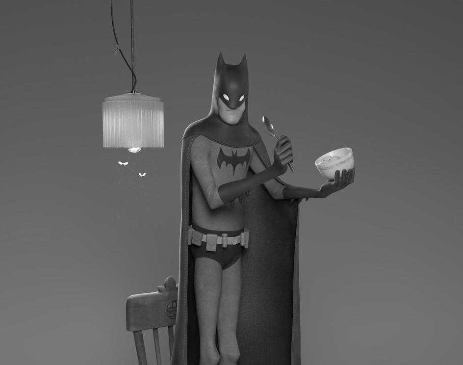 Batmanby Nicolas de Aquino