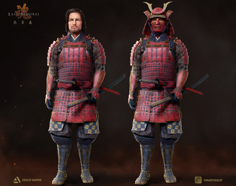 Tom Cruise The Last Samuraiby FanArtUesley