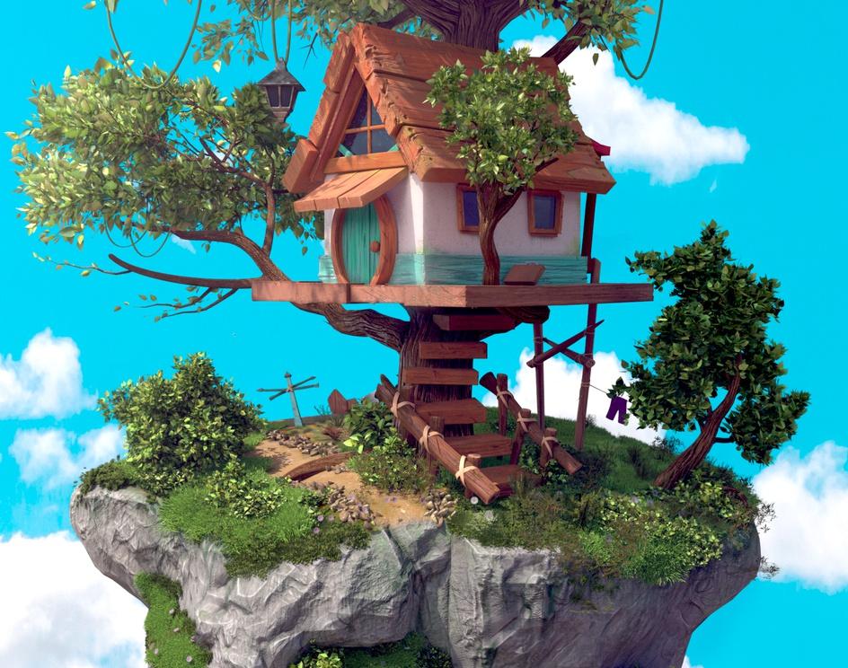Treehouseby Rayana Margon