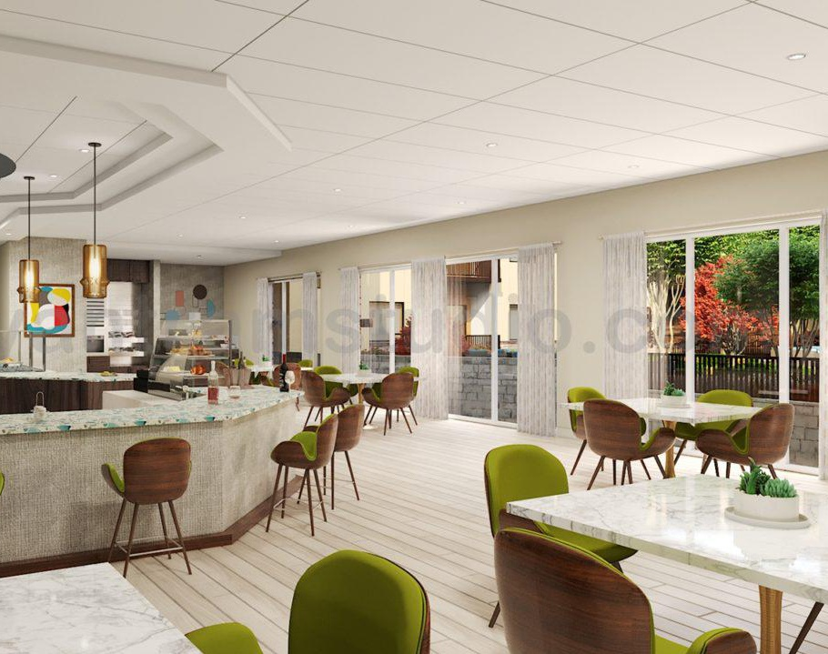 Residential Community Amenities area of Interior Design Firms by Interior Design Studio - Austin, Texasby Ruturaj desai
