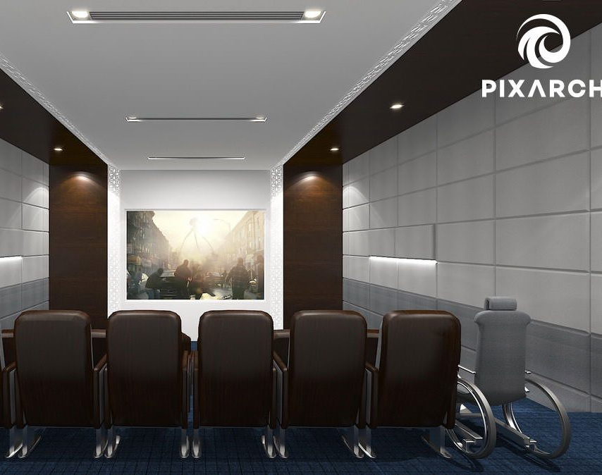 RETAL RESIDENCEby Pixarch Architectural Visualization