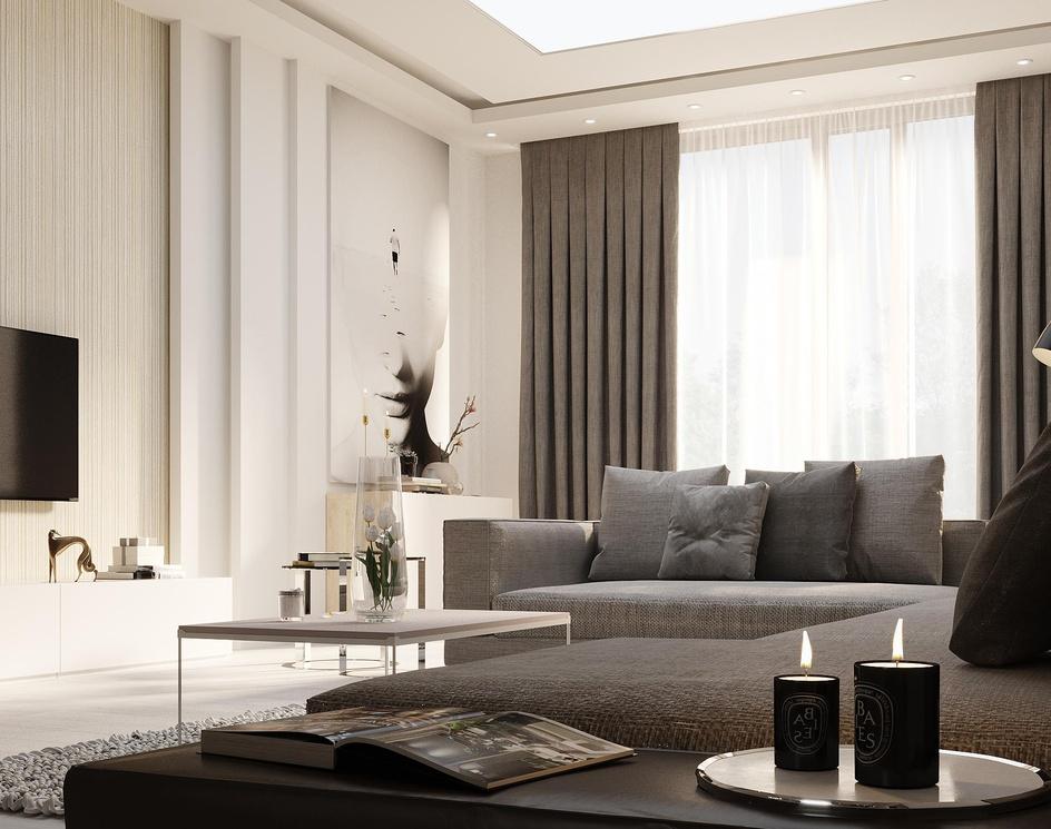 interior designby Mehdi Farmani