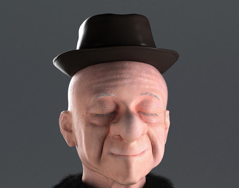 Mr. Magooby Ricardo Roduit