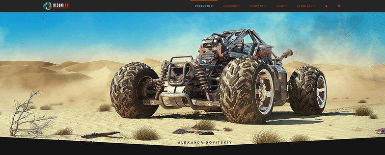 desert buggy race care