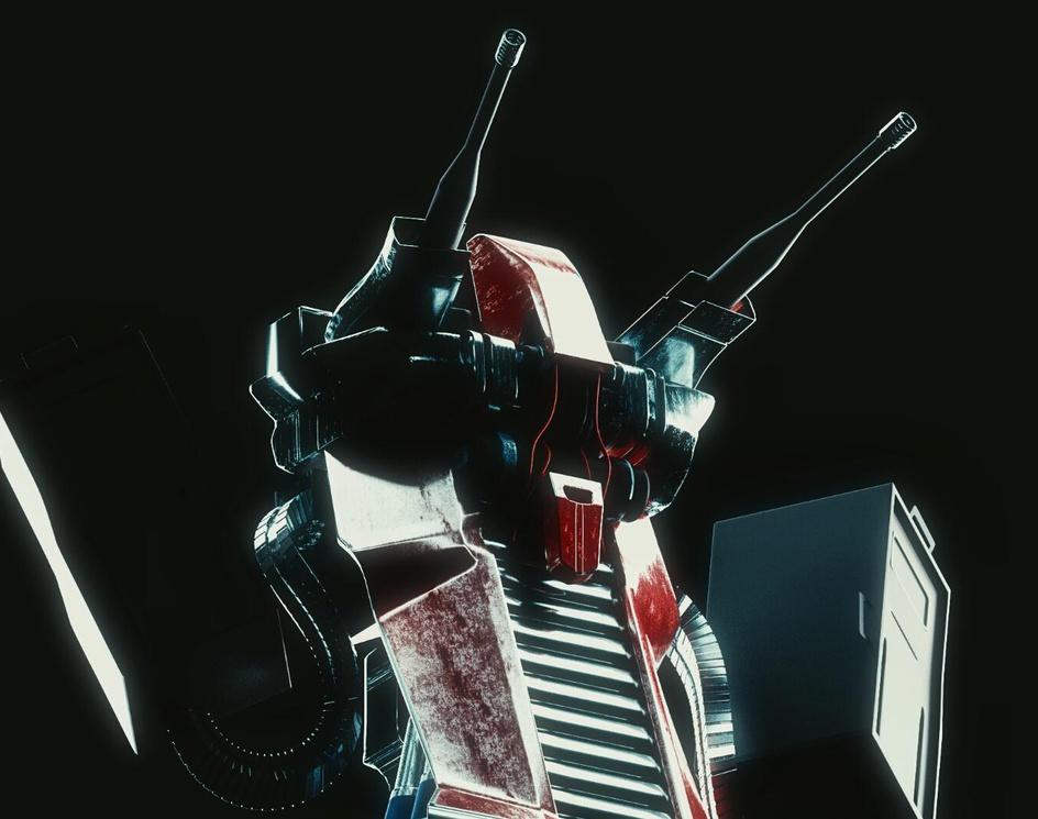 Robot turretby Viribus
