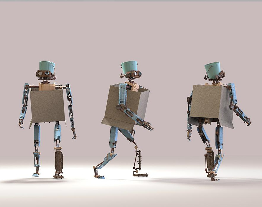 ROBOT ILLby Diego Borda