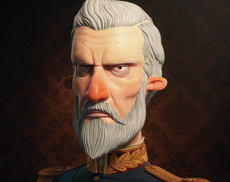 General's Portraitby rodia