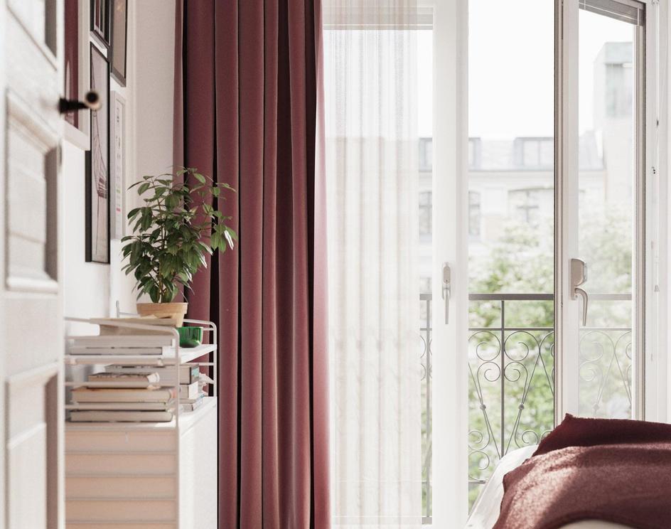 Schöneberg Apartmentby fatimamokhtari