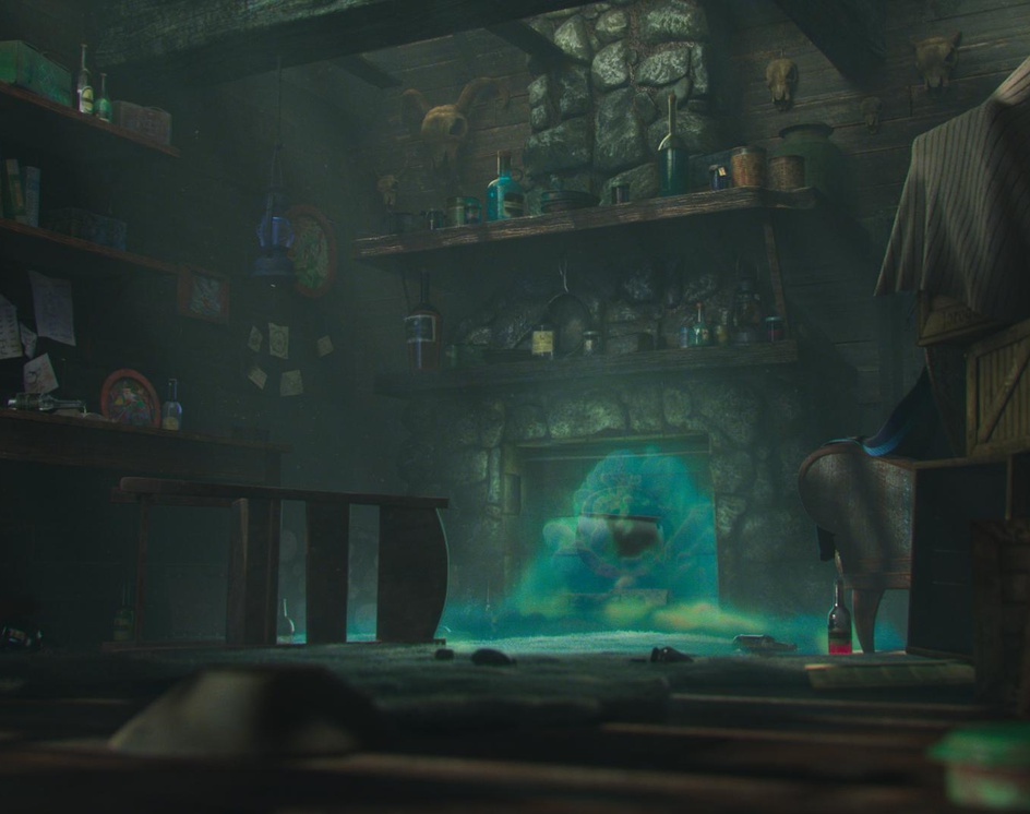 Alchemist Cabinby MainBrain Art