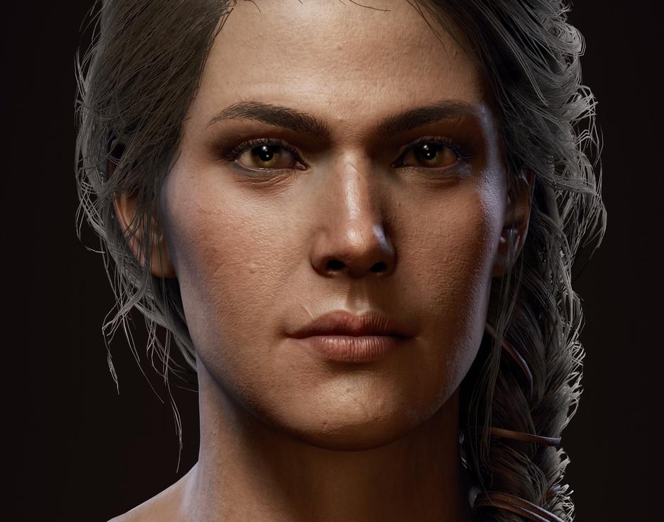 Assassin's Creed Odyssey - Kassandraby Binet
