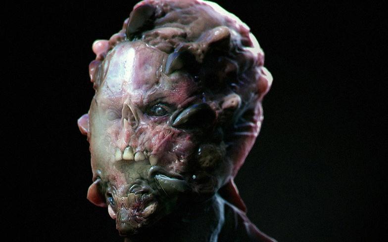 alien creature