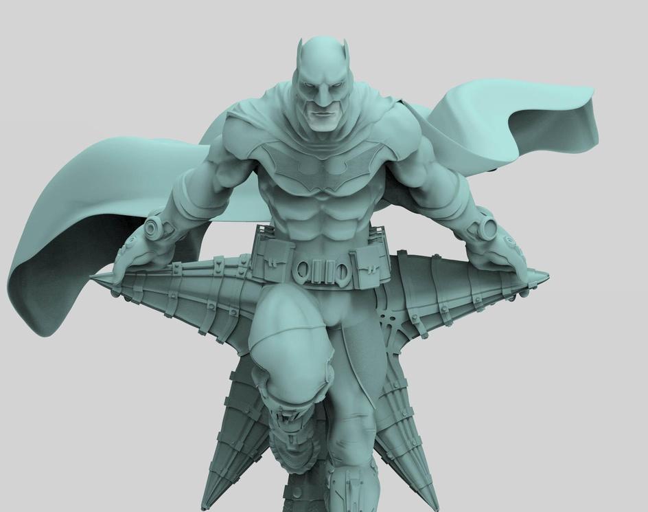 Batmanby dario maximiliano