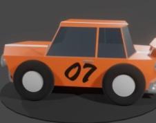 3D Racing Carby Ayman Roshdy