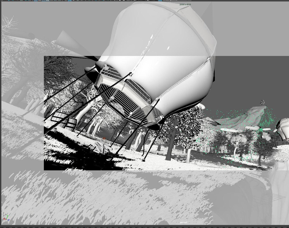 Balloon Island - Stillby Carl Krause