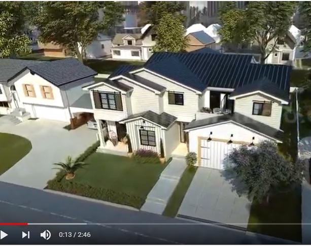 Selected Beautiful Home Designs 2020    New Modern Exterior House Walkthrough Design Philadelphia, Pennsylvaniaby Ruturaj Desai