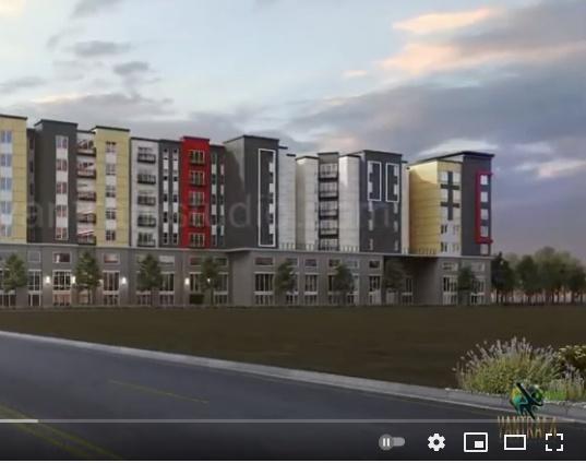 Luxurious residential Apartment interior design by architectural animation video   Walkthrough Philadelphia, Pennsylvaniaby Ruturaj Desai