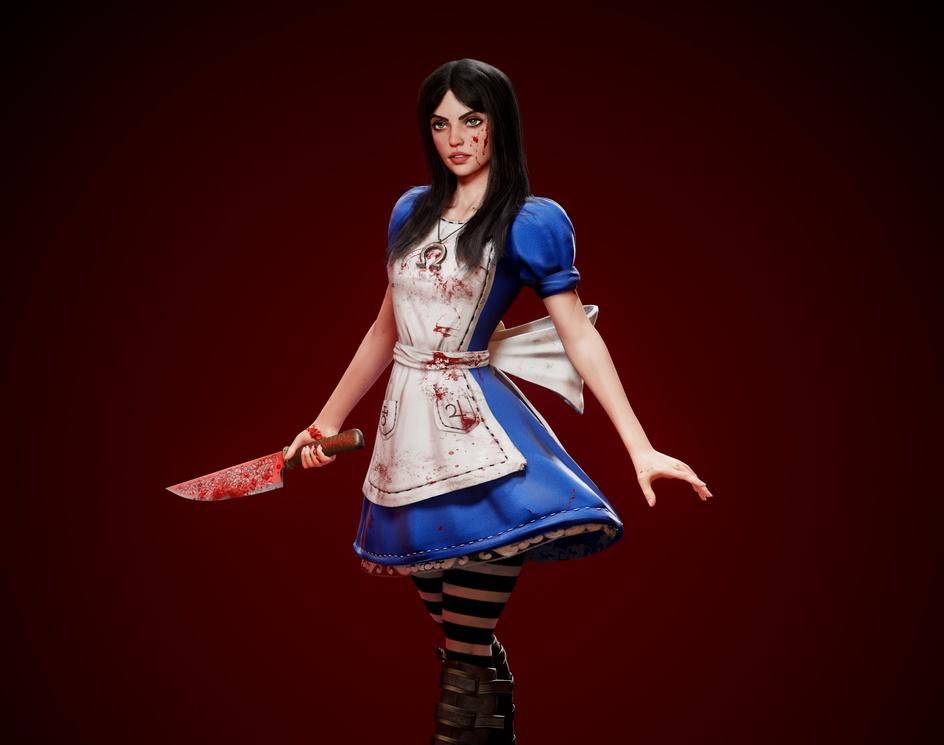Alice: Madness Returnsby David Zavala