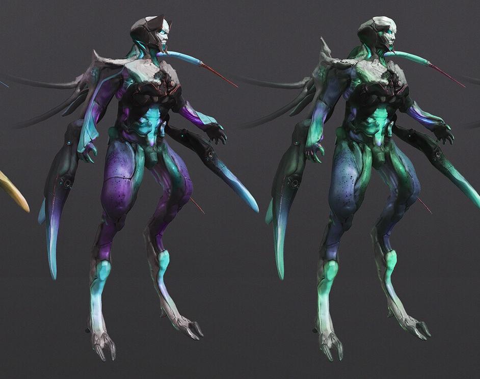 Mantis suitby Sergey Mizintsev