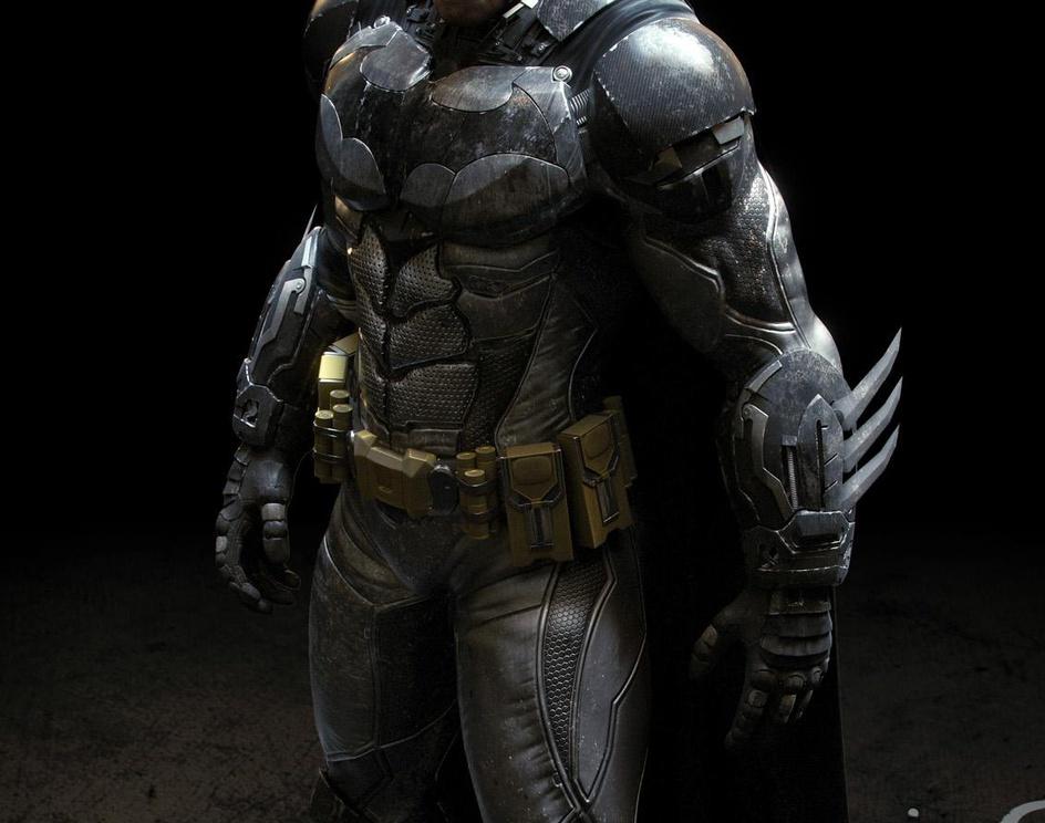 The Dark Knightby SgtHK