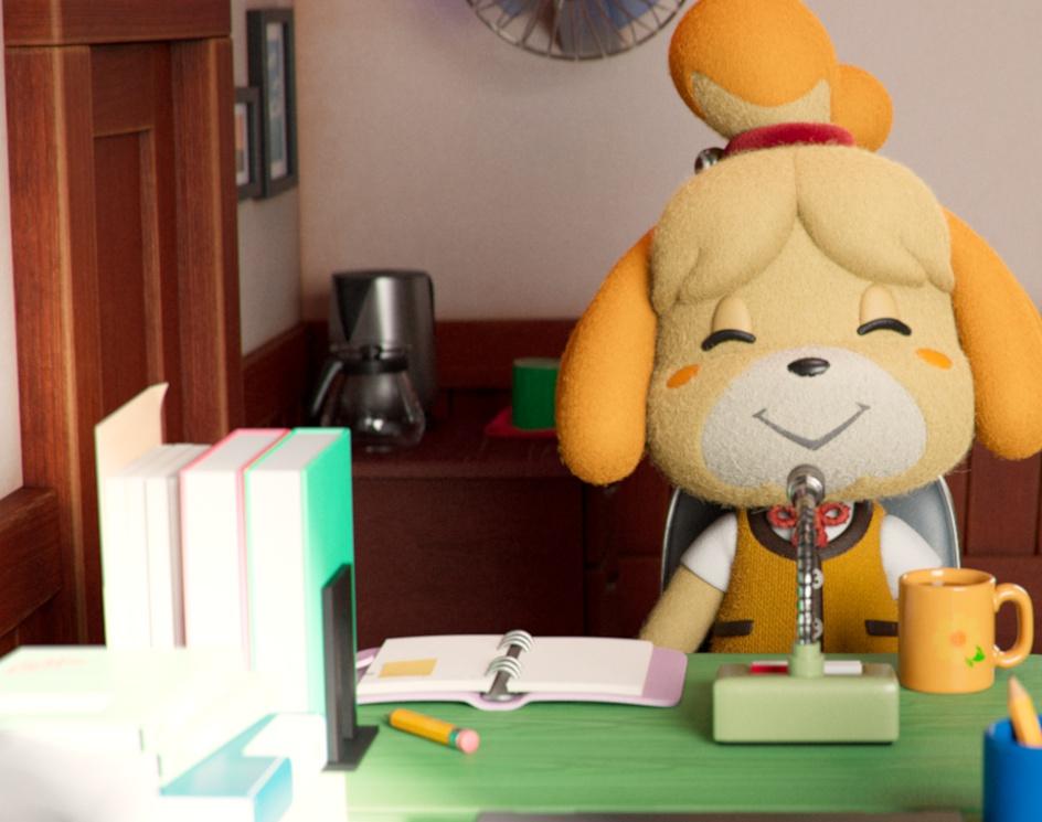 Animal Crossing TV Series Fan Teaserby Gabriel Salas