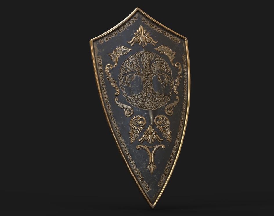 Royal Shieldby Hani Hosseini