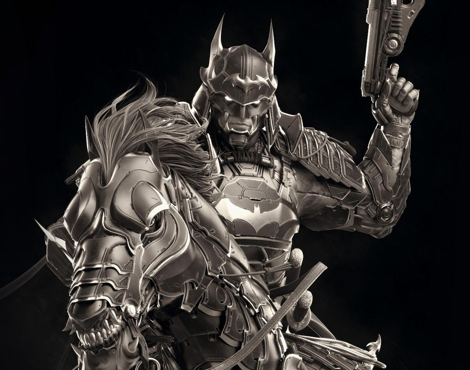 Shogun Batman - XM Studioby Marco Splash