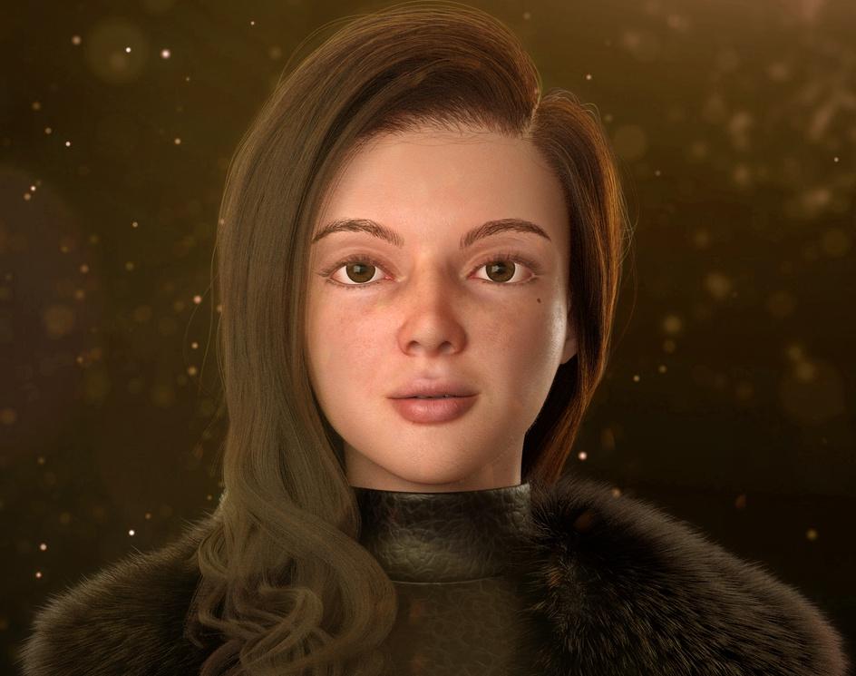 A Girl Portraitby philipusnico