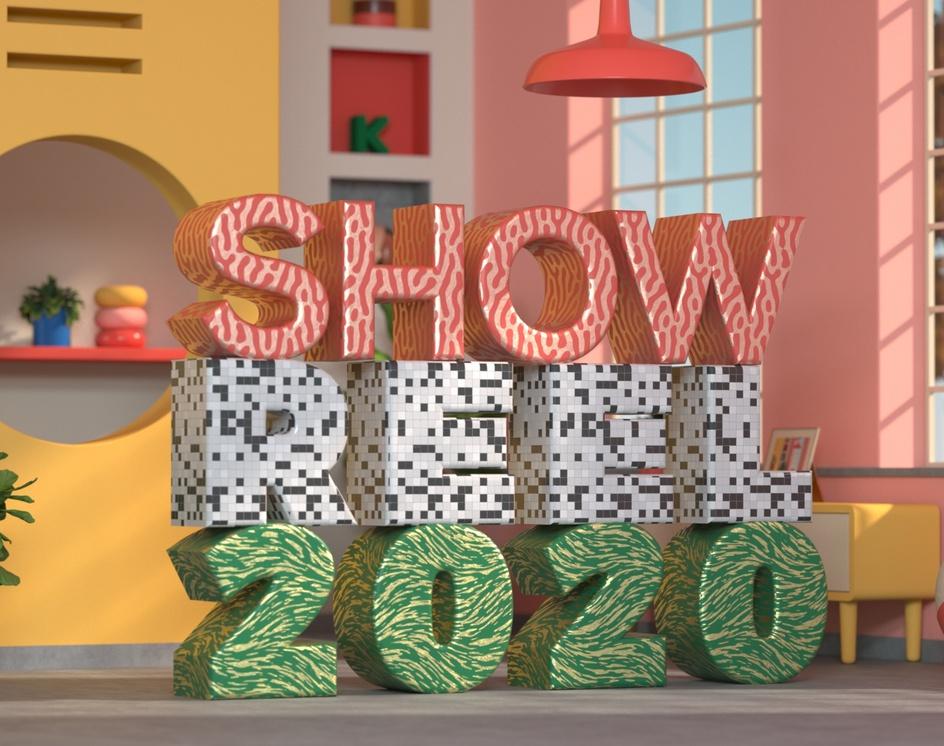 Showreel 2020 | 2D & 3D Animation, Explainer Video, Motion Graphics, Cel Animation, Corporate Videoby Kasra Design