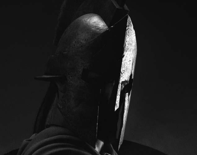 Leonida | King of Spartaby Nicoló Granese