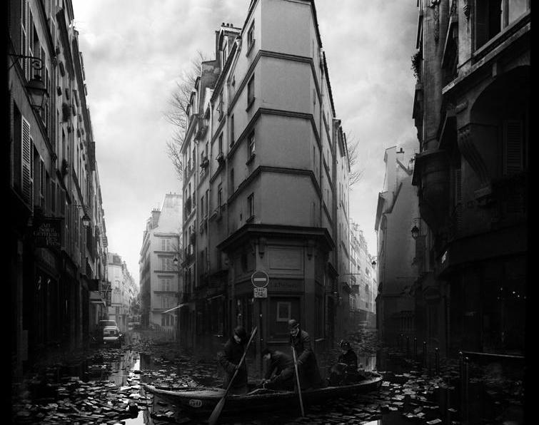 Rue de Seineby Viktor Fretyan