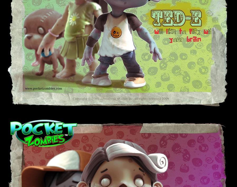 TED-E & APPLEby bad_koala