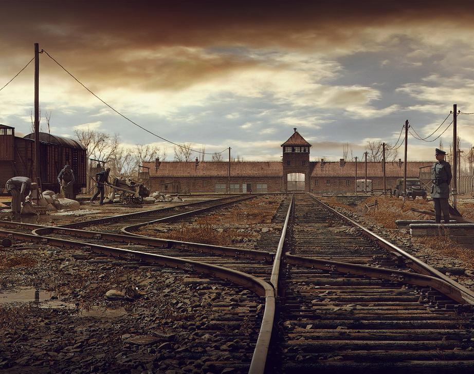 Auschwitz Birkenauby Sitnik Vladimir