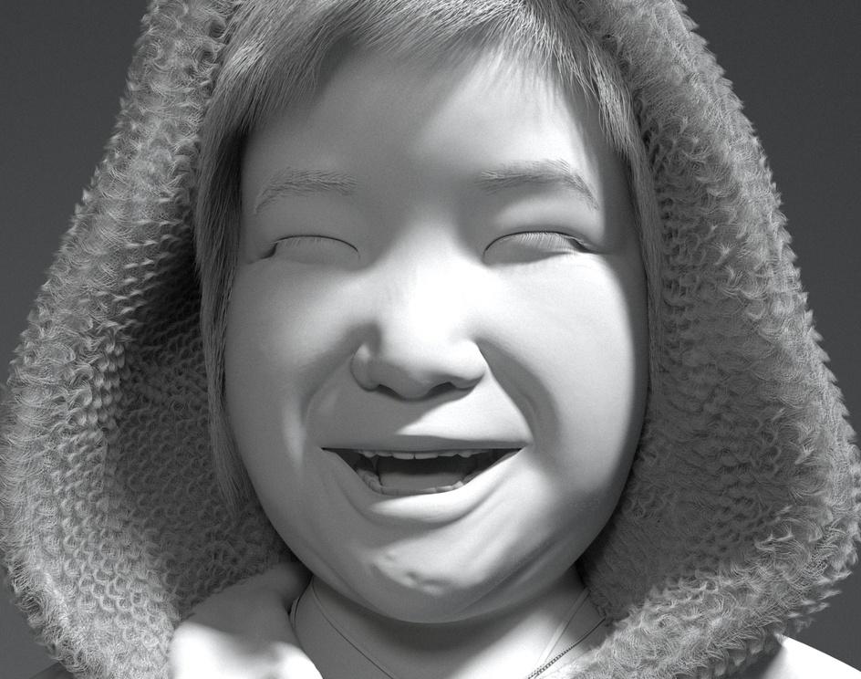Smile, Kidby Ghaith Alsiyabi