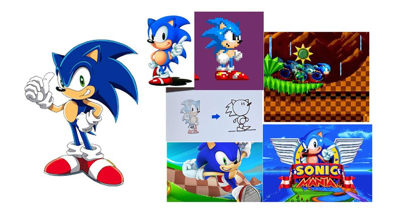 sonic the hedgehog, sonic, videogame, 3d