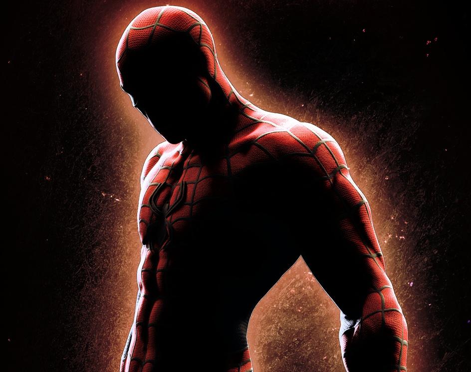 SpiderMan - Fan Artby Andre_SiK