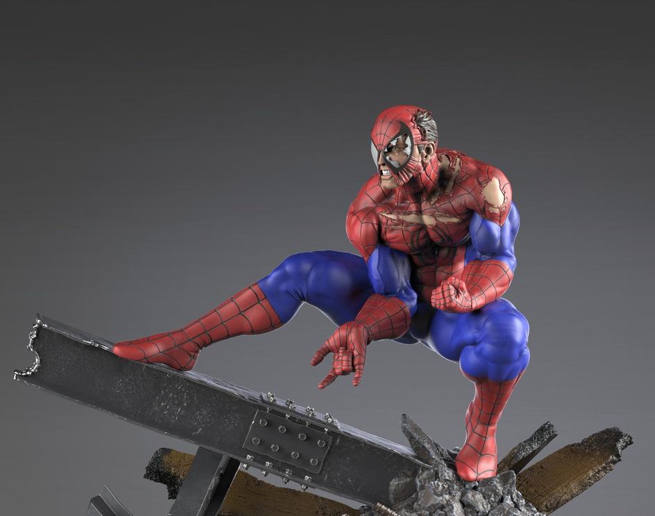 Spiderman MVCby robert