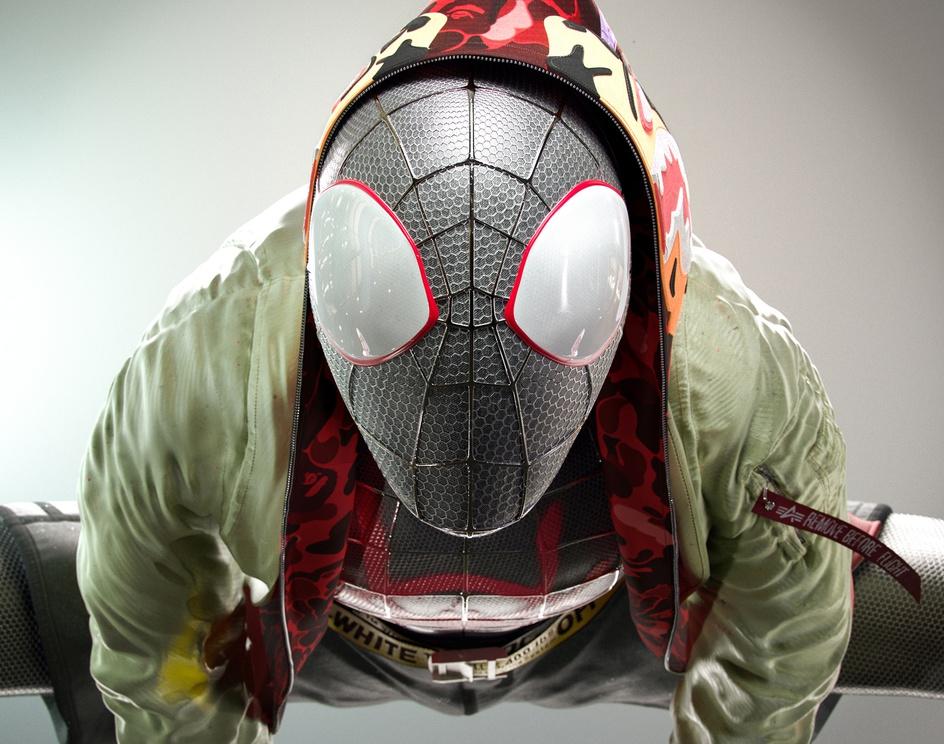 Miles Morales, Spider Manby PiotrKujko