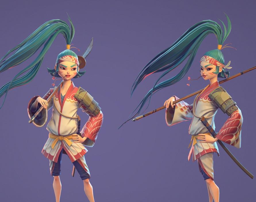 Samuraiby Yuzach