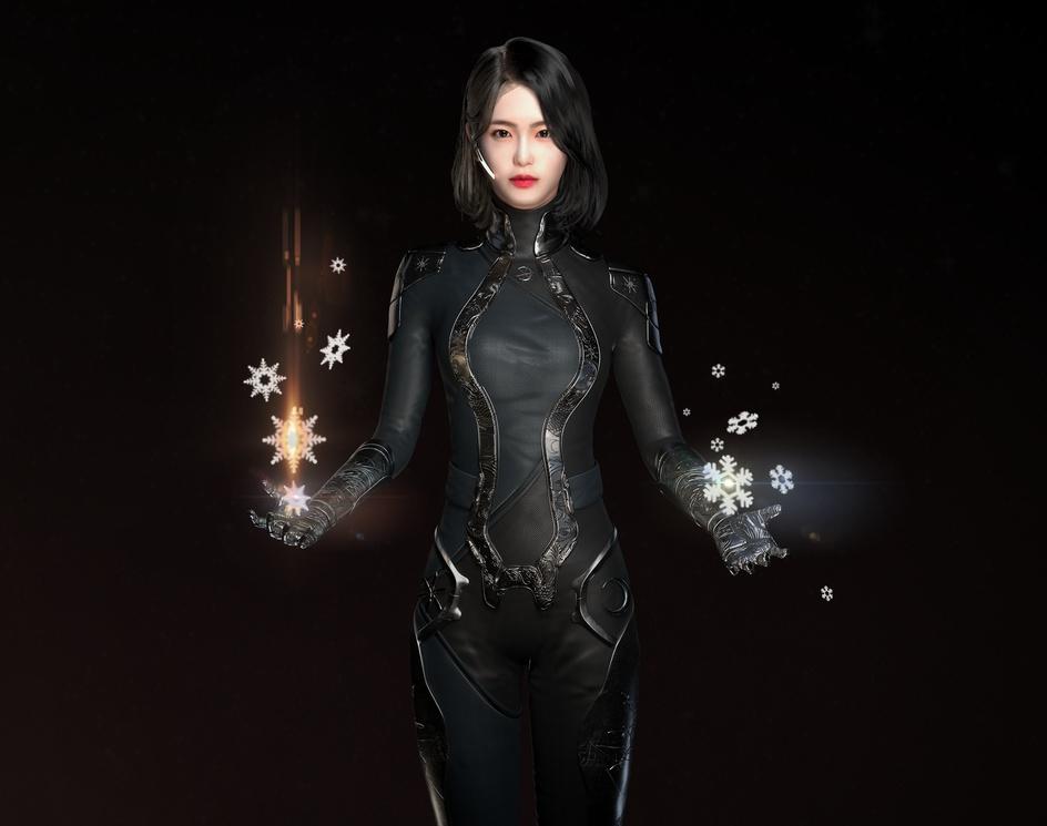 Luna Snowby Dongyoung Hwang
