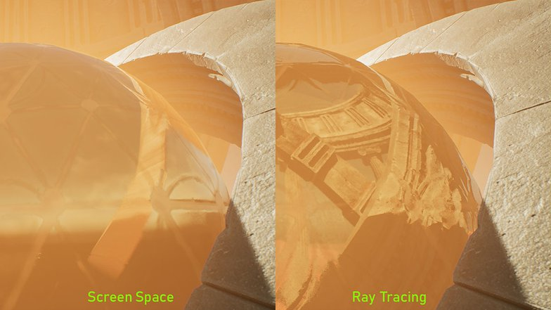ray traced reflections