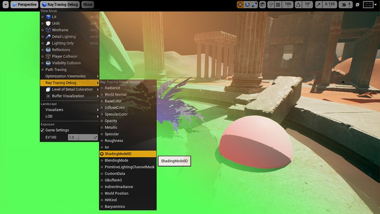 Introduction to Ray Tracing in Unreal Engine · 3dtotal