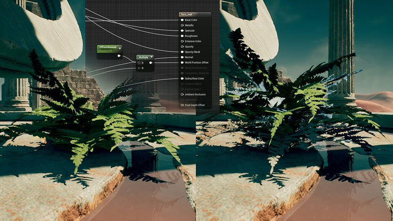 issue with Ray Tracing and World Position Offset