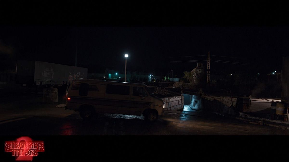 Stranger things 2 movie special effects