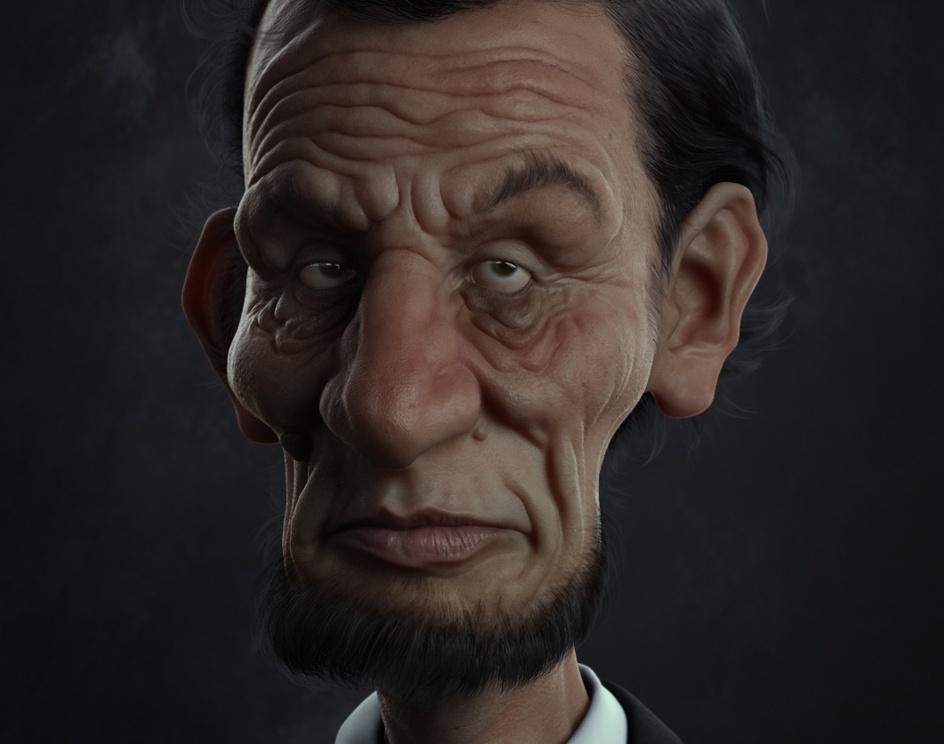 Abraham Lincolnby stankovigorro