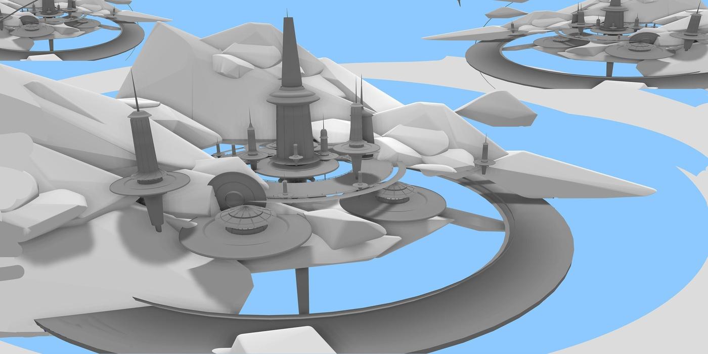 3d modelling base sketch