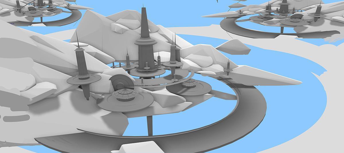 rough modelling in VR gravity sketch