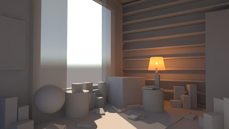 3ds max v ray blocking stage