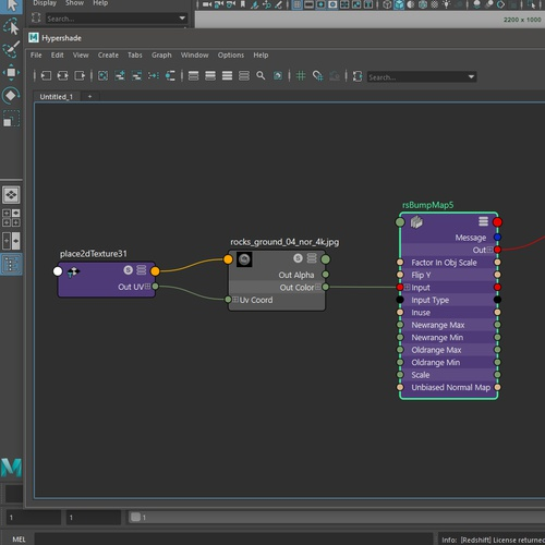 editing settings effects 3d modelling