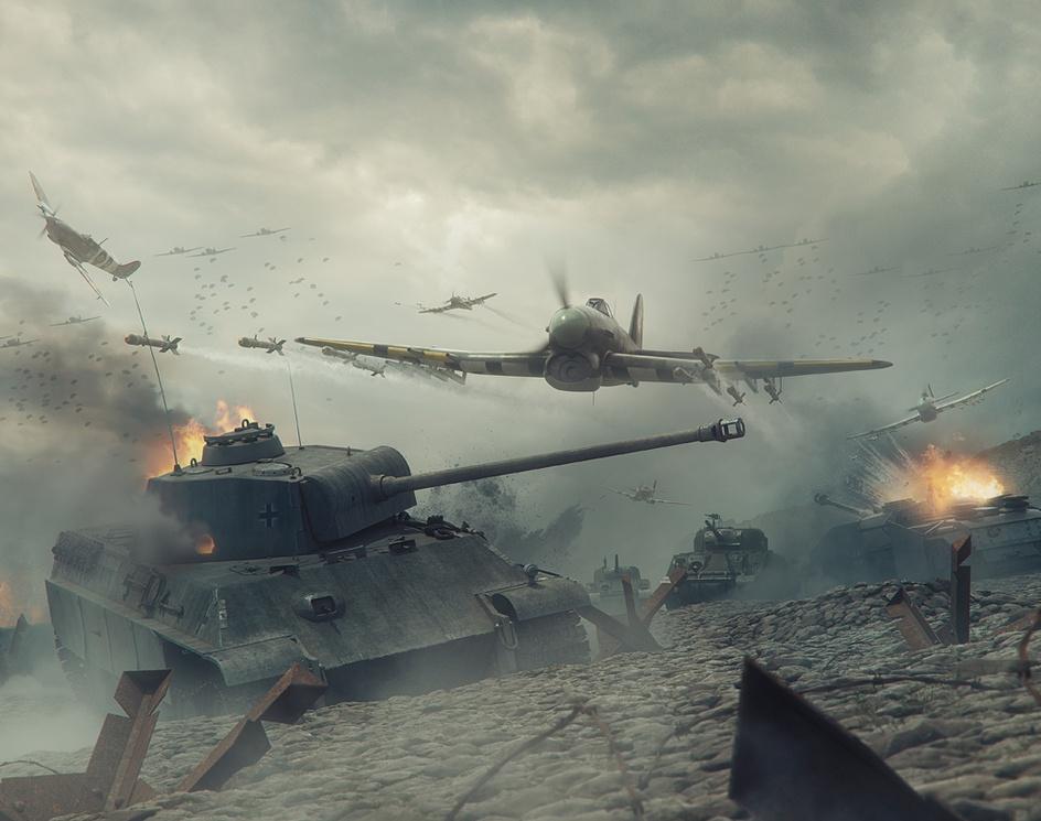 Strategic Command WWII: War in Europeby Piotr Forkasiewicz